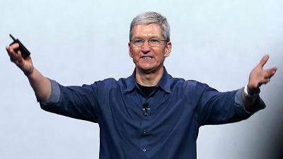 库克谈iPhone X定位:希望它能受所有人喜爱