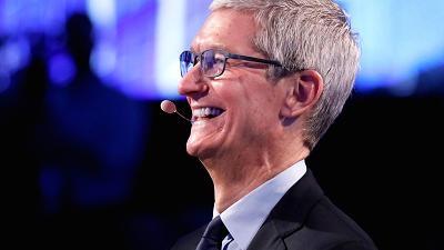 苹果2018财年一季度业绩超预期 库克称iPhone X是苹果最畅手机