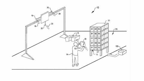 提高效率还是侵犯隐私? 亚马逊新专利用腕带追踪工人位置