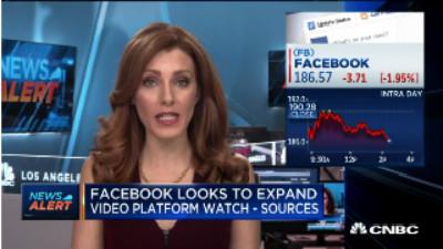 Facebook将开放旗下视频平台Watch与YouTube竞争