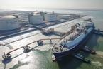 中石化天津LNG首船进港  投产延宕一年