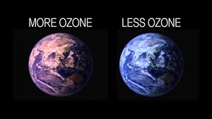 中低纬度地区臭氧层日渐稀薄 研究警示皮肤癌风险或增加