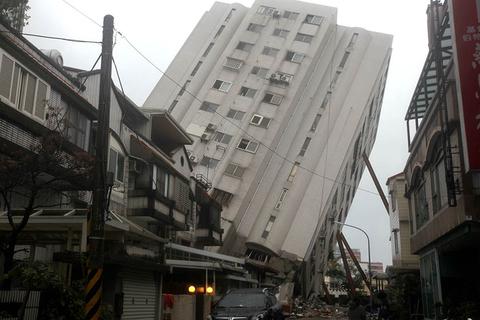 台花莲地震已致4名大陆游客遇难 另有5名被困