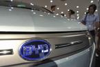 比亚迪首次披露月度销量 燃油车远超电动车