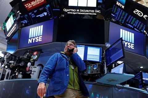 """金融危机十年之后 美股进入""""调整阶段"""""""