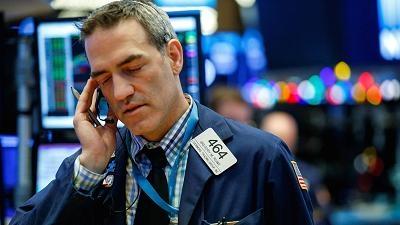 分析人士:道指再跌千余点 美股对利率高度敏感