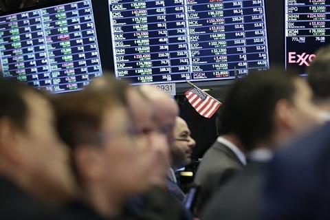 道指宽幅震荡收阳 美股创两年单周最大跌幅