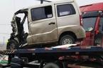 江西一面包车在湖北发生事故已致10人死亡