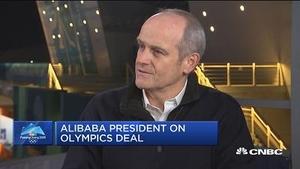 阿里巴巴集团总裁Evans:成为奥运会赞助商不是为了抢占云市场份额