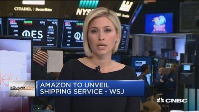 亚马逊或将推企业送货服务 与UPS和联邦快递加大竞争