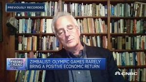 分析人士:举办奥运会多数情况下不能提振经济