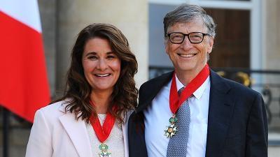 比尔·盖茨夫妇:我们拥有这么多财富并不公平
