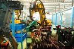 工业机器人需求大增 国产机器人竞争力欠缺