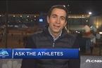 CNBC采访冬奥会运动员:如何定义成功?