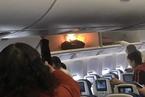 旅客充电宝起火 南航更换飞机