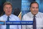 大笔资金正涌入空中出租车市场