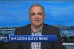 分析人士:亚马逊收购门铃制造商Ring是为了占领家居市场