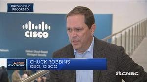 CNBC专访思科CEO:中美应在科技领域加强合作