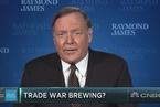 """特朗普的关税政策是否将成为美股的""""黑天鹅事件""""?"""