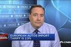 特朗普关税威胁将如何影响欧洲汽车产业?