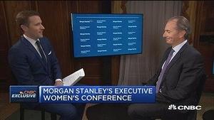 专访摩根士丹利CEO:贸易战并不会毁掉美国税改的成果