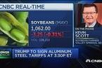 美大豆种植商:不希望多年经营的出口关系遭到破坏