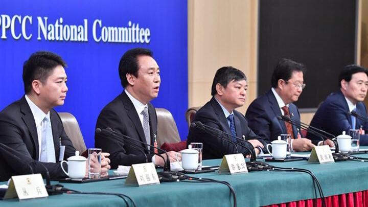 【直播回看】全国政协记者会 许家印刘强东等谈改善民生