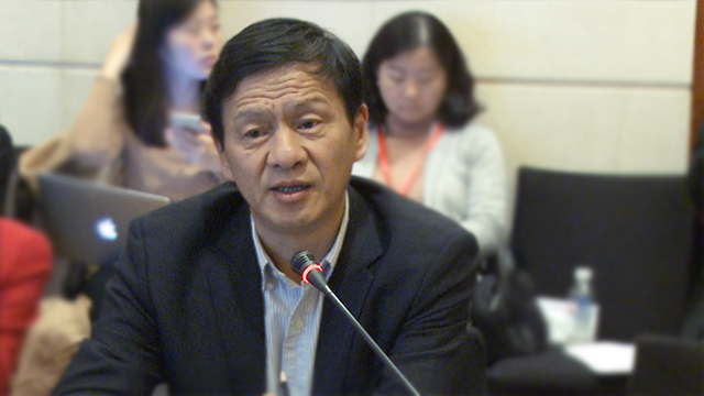 【两会我建议】陈仲强:应给民办医院和公立医院公平的政策待遇