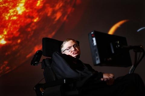 霍金 从黑洞到宇宙起源