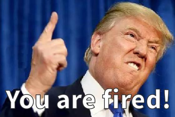 """""""本周谁将被炒?"""" 特朗普把白宫当成了自己公司?"""