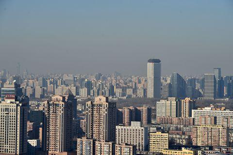 专家:本轮京津冀重污染过程较为罕见 逆温层厚达千余米
