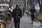 下雪了!北京结束145天无有效降水最长纪录