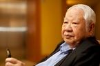 """台湾""""诗魔""""洛夫去世 享年91岁"""