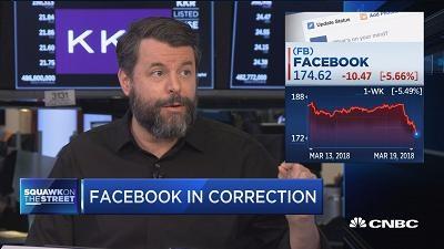 """分析人士:Facebook兜售的是""""接触到用户数据的机会"""""""