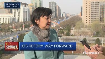中金梁红:改革将聚焦金融和制造业市场开放