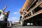 环保部在唐山试点货运柴油车污染源追溯