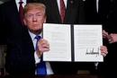 美国宣布对中国商品征收高额关税 市场反应激烈