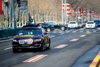 AI·出行|北京定百公里自动驾驶测试路段 百度获路测号牌