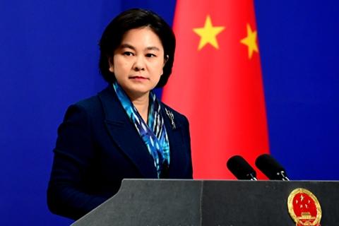 外交部:中方支持半岛早日结束战争状态