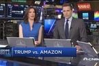 美媒:特朗普讨厌的是亚马逊而不是Facebook