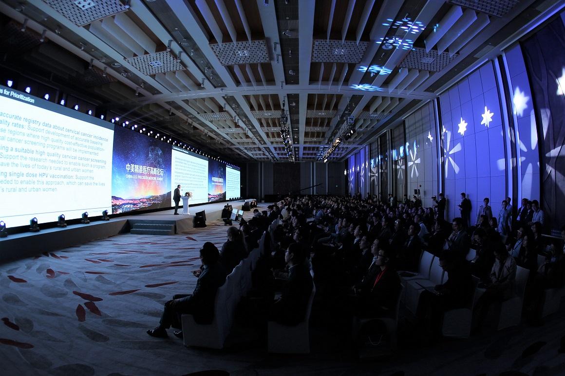 China-U.S. Precision Medicine Summit