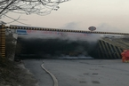 郑州发生剧毒危化品泄漏 24小时封堵泄漏点