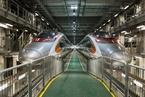 广深港高铁香港段列车脱轨 官方承认路轨工字铁变形