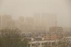 沙尘天气为何频发?沙尘为啥有时吹不走霾?
