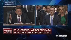 """扎克伯格:Facebook把用户手机当窃听器是""""阴谋论"""""""