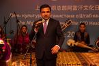 专访阿富汗大使:别在阿富汗玩短视的政治游戏