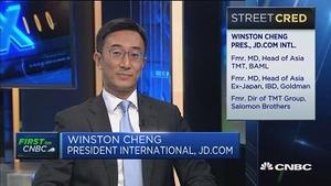 京东郑孝明:腾讯是非常好的合作伙伴