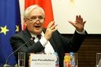 """拉法兰:欧盟今夏将就""""一带一路""""发表共同立场"""