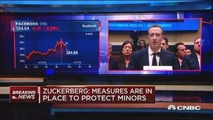 扎克伯格:Facebook和监视机构有清楚的区别