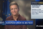 欧盟反垄断专员:Facebook还将面临更多调查
